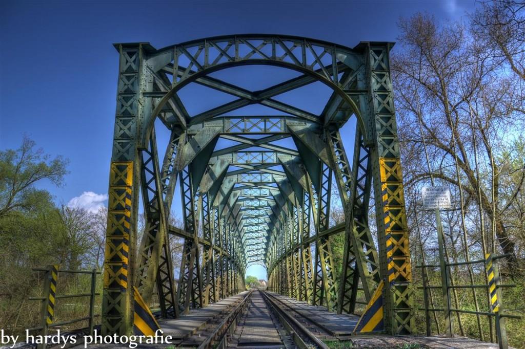 Eisenbahnbrücke LA