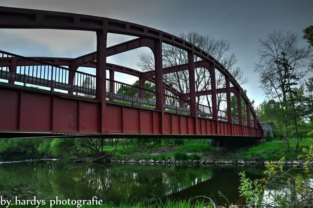 Brücke bei Oberdorf